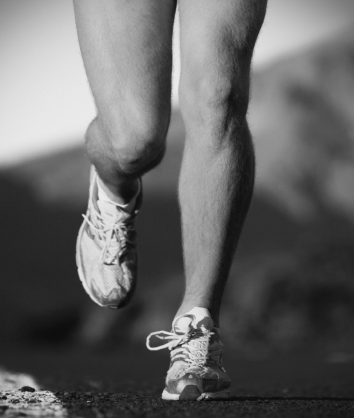 This runner's Garmin Foot Pod was digitally removed from his shoe - with haunting results.